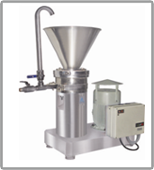 Heavy Duty Colloid Mill Horizontal Drive