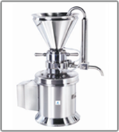 Colloid Mill Vertical Drive